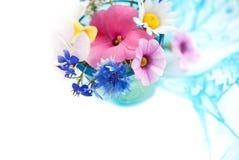 De zomerbloemen Stock Fotografie