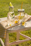 De zomerdranken stock foto
