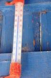 De zomergraden Stock Foto