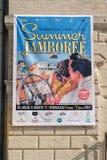 De Zomerjamboree van Italië, Senigallia, 2017 Royalty-vrije Stock Afbeelding