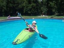 De zomerkamp in Roemenië royalty-vrije stock foto
