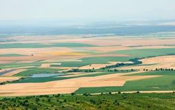 De zomerlandschap van Bulgarije royalty-vrije stock foto