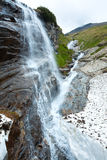 De zomermening van alpen Stock Foto