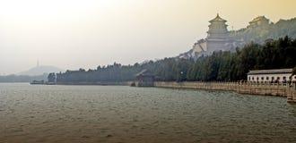 De zomerpaleis van Peking Stock Afbeeldingen