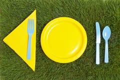 De zomerpicknick Royalty-vrije Stock Afbeeldingen