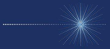 De zon van de rooster Vector Illustratie