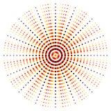 De zon van de rooster Royalty-vrije Stock Afbeelding