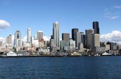 De Zon van Seattle Royalty-vrije Stock Foto's