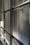 De zonneblinden van het venster Royalty-vrije Stock Foto
