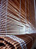 De zonneblinden van het venster stock foto's