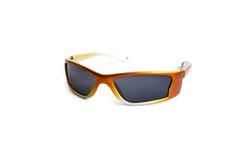 De zonnebril isoleerde witte achtergrond Stock Foto