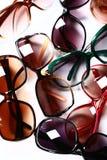 De Zonnebril van de manier stock afbeeldingen