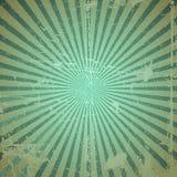 De zonnestraal van Grunge Royalty-vrije Stock Foto