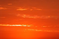 De zonsopgang kleurt 3 Stock Fotografie