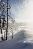 De Zonvallei van de skitoevlucht Royalty-vrije Stock Afbeelding