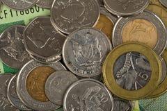 De Zuidafrikaanse bankbiljetten van landen Royalty-vrije Stock Foto