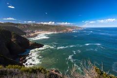 De Zuidelijke Kaap van de Baai van Herolds Stock Afbeeldingen