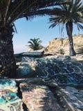 De zuidelijke kust van Californi? stock afbeeldingen