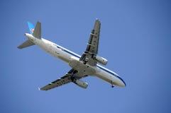 De Zuidelijke Luchtvaartlijnen van China royalty-vrije stock afbeeldingen