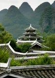 De zuidelijke Pagode van China Royalty-vrije Stock Foto's