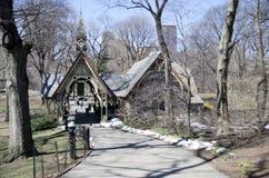 De Zuivelfabriek in Central Park royalty-vrije stock foto