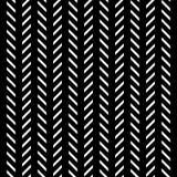 De zwart-witte achtergrond van het lijn abstracte patroon stock illustratie