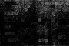 De zwart-witte het patroon abstracte achtergrond van de kleurentextuur kan gebruik zijn als muurdocument pagina van de de brochur Royalty-vrije Stock Foto