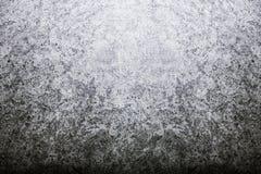 De zwart-witte stijl van de grunge geweven concrete muur Stock Afbeeldingen