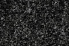 De zwart-witte textuur van het bijennest voor achtergronden royalty-vrije illustratie