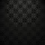 De zwarte achtergrond van de koolstofvezel Royalty-vrije Stock Foto
