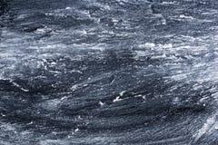 De zwarte Achtergrond van de Leitextuur - Steen - Grunge-Textuur Stock Afbeelding