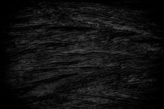 De zwarte achtergrond van de grungetextuur Houten grungetextuur op nood Royalty-vrije Stock Afbeelding