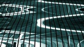 De zwarte Lintenachtergrond vector illustratie