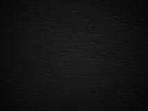 De zwarte muur van het steenpatroon Royalty-vrije Stock Foto