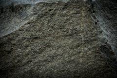 De zwarte oppervlakte van de steentextuur Stock Afbeelding