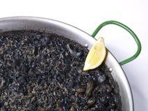 De Zwarte Rijst van de Zwarte â van Arroz Royalty-vrije Stock Fotografie