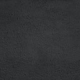 De zwarte textuur van de kleurensteen met korrel Nood geweven Korrelig royalty-vrije stock foto