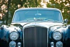 De Zwarte Voorzijde Claccic van Bentley Stock Foto