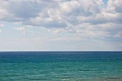 De Zwarte Zee Royalty-vrije Stock Afbeeldingen