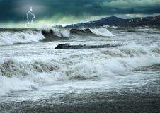 De Zwarte Zee Stock Fotografie