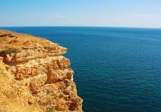 De Zwarte Zee Royalty-vrije Stock Afbeelding