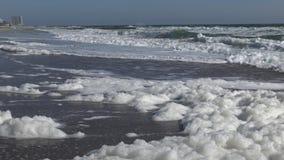De Zwarte Zee odessa stock footage