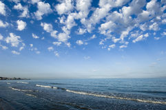 De Zwarte Zee, Turkije stock fotografie