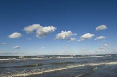 De Zwarte Zee, Turkije stock afbeelding