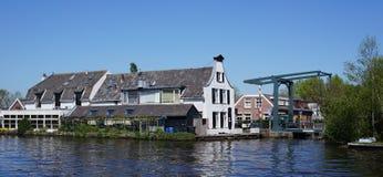 De Zweth, Midden Delfland, οι Κάτω Χώρες στοκ φωτογραφία