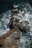 Dea βράχου Στοκ φωτογραφίες με δικαίωμα ελεύθερης χρήσης