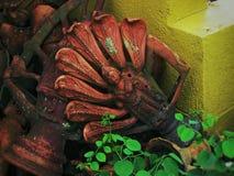 Dea del serpente Fotografia Stock Libera da Diritti