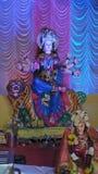 Dea Durga immagini stock libere da diritti