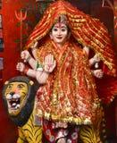 Dea Durga Fotografie Stock