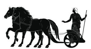 Dea Era del greco antico illustrazione vettoriale